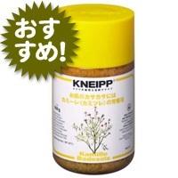 クナイプ KNEIPP バスソルト カミーレの香り 850gクナイプ/KNEIPP/バスソルト/芳香浴/入浴剤/岩塩/精油/ハーブ/カミーレ/カミツレ/850gの画像