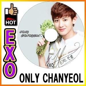 【韓流DVD K-POP DVD 韓流グッズ 】 EXO ONLY CHANYEOL オンリーチャニョル / エクソ EXO-K EXO-Mの画像
