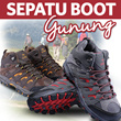 Baru!! Hot sell!! Sepatu Boot Gunung/hiking/Sekolah SNTA 461