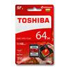 SDカード 64GB 東芝64ギガ SDHC クラス10 UHS-1 TOSHIBATHN-N301R0640C4 ( SD-K064GR7AR040A の後継型番)48MB/s 【レビューを書いて送料無料】メール便対応
