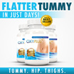 [3 Months Supply] ONE TIME OFFER! OxyPlus Flatter Tummy in 3 days. Detox Slimmer Targets lower body