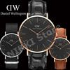 DW CLASSIC BLACK Watch Daniel Wellington 40mm/36mm Rose Gold/Silver Fashion Watch