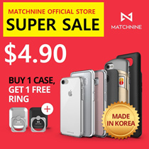 MATCHNINE [Official] iPhone 7/7Plus iPhone 6/6S/Plus Samsung Galaxy S8/S8Plus Case Local Delivery