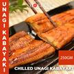 XL Unagi Kabayaki (250GM)(2 For $29.90) [Emporium Shokuhin]