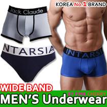 ★Valentineday Menz Gift KOREA BRAND for Men /Wide Band Stylish Underwear Cheapest MEN Underwear M-XX