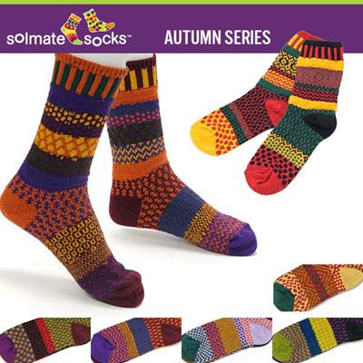 ソルメイトソックス Solmate Socks CoveredBridges S●ソックス 靴下 通販の画像