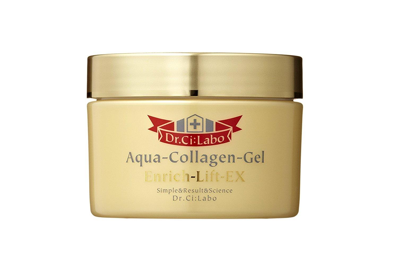 Dr. Ci:Labo Aqua-Collagen-Gel Enrich-Lift-EX 120g/200g Moisturizer