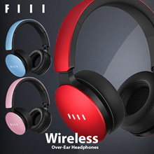 ★NEW ITEM★ FIIL Wireless Headphones Active Noise Canceling with Mic Foldable Design /1 Year Warranty