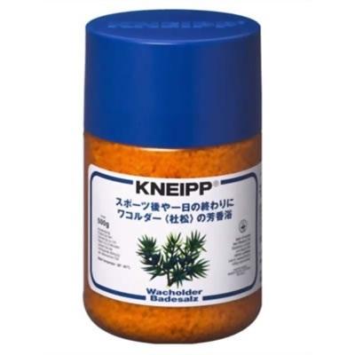 クナイプ KNEIPP バスソルト ワコルダー 500gクナイプ/KNEIPP/バスソルト/芳香浴/入浴剤/岩塩/精油/ハーブ/ワコルダー/500gの画像
