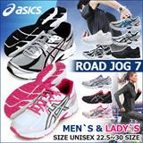★ Special SALE ★Free Shipping / Asics Road Jog7 / TJG132 / TJG133 / Running Shoe ★ Size [Men] [Women] [Unisex] ★ Athletic Shoes Jogging Marathon