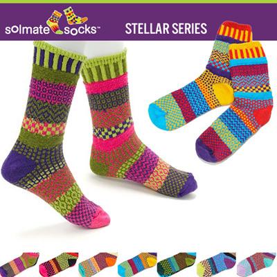 ソルメイトソックス Solmate Socks Aurora M ソックス 靴下 くつした 通販の画像