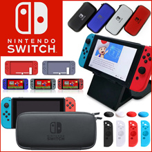 ★Stocks in SG ★Protective Bag Pouch Glass Silicone Rubber Case  for Nintendo Switch