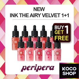 ▶Peripera◀1+1 LAST STOCK CLEARANCE!▶APPLY COUPON◀Cloud Velvet / Ink The Airy Velvet▶