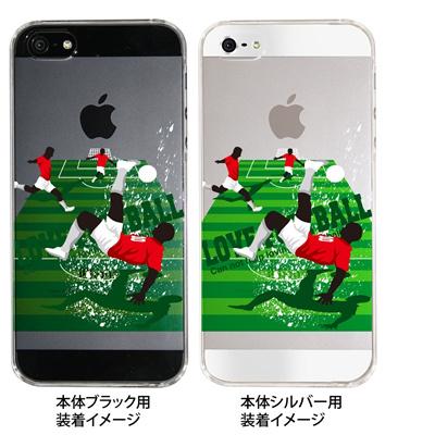 【イングランド】【iPhone5S】【iPhone5】【サッカー】【iPhone5ケース】【カバー】【スマホケース】【クリアケース】 10-ip5-spo-02の画像