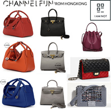 [ SG Seller ] I AM NOT(HongKong) /CHANNELFUN (HongKong) ladies wallet/ handbag/bag/leather/ lindy