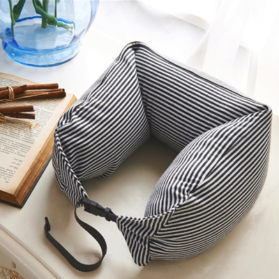 Buy TRAVEL DIY FLIGHT PILLOW NECK BACK CUSHION COMFORTABLE Awesome Diy Neck Pillow Cover