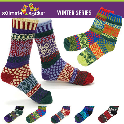ソルメイトソックス Solmate Socks Balsam M●ソックス 靴下 通販の画像