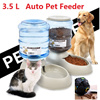 ★3.5L PET FEEDER ★AUTOMATIC  Pet Food / Water Dispenser / Food Dish / Feeder / Dog / Cat / Puppy