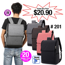 ★Backpacks Backpack Bag★[SG Seller] [Korean Unisex Backpack] Backpack Men Bags Korean Style Fashion School Bags Travel Bag Haversack Singapore Seller Fast Delivery