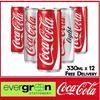 Coca-cola Light Can 330mlx12/Carton sale by carton