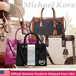 Michael Kors Dillon Satchel/Official Genuine Products Shipped from USA