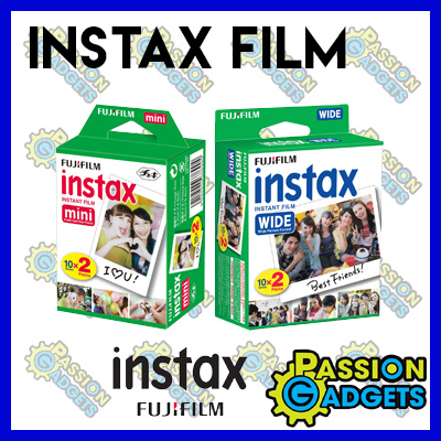 [SG Cheapest!]?Instax Mini Plain film? 40 SHEETS Bundle/ Character / Polaroid film 7s 8 25 90 50s Deals for only S$35.9 instead of S$0