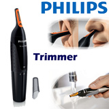Philips Nosetrimmer series 3000 Comfortable nose ear eyebrow trimmer NT3160/10 -Singapore Local set with 2 Years INTERNATIONAL Warranty