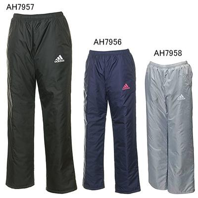 アディダス (adidas) レディース W Team 中綿入り ウインドパンツ BCS65 [分類:中綿パンツ (レディース)] 送料無料の画像