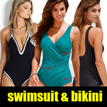 【Jun 22th NEW ARRIVAL】2017  NEW  LADY SWIMWEAR SUIT PLUS SIZE BIKINI   swimming wear