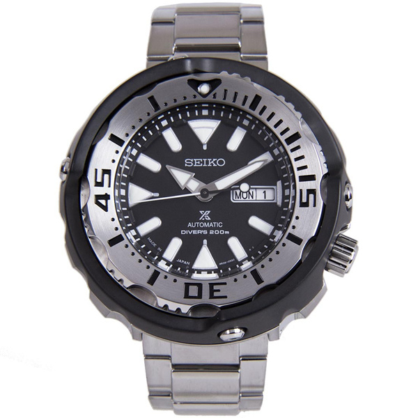 SRPA79J1 SRPA79J SRPA79 Seiko Prospex Automatic 200m Stainless Steel Strap Mens Divers Watch Deals for only S$903 instead of S$0