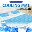 ◆Korea Authentic◆ Cooling Mat / Made in Korea / SG Local Fast delivery/cooler mat/cool mat/big size/