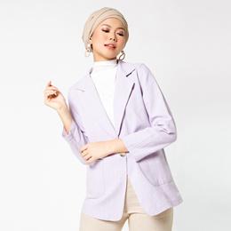 Sayee Mool Linen Blazer Purple 04001102012000: Rating: 0: 10.500~: 900.000 450.000