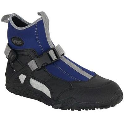エヌアールエス(NRS) Attack shoe Blue/Black 10inch NR13A000000021 【カヌー カヤック パドリングシューズ】の画像
