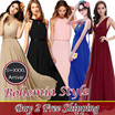[Formal Dress]2016 New Designs Bohemia Style Maxi Dress S~XXXL Long Dress Plus Size evening dress
