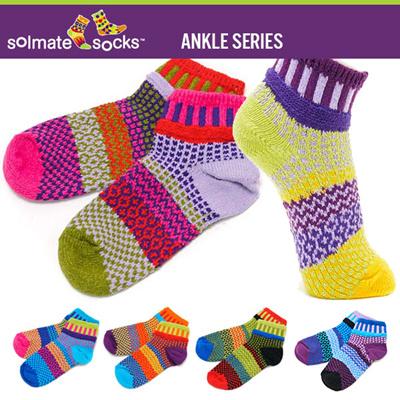 ソルメイトソックス Solmate Socks Ankle Series●ソックス 靴下 通販の画像