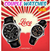 [♥♥Casio Couple Pair Watch♥♥] Big Sale Fast shipping 100% Authentic Many Designs✮ Valentine Unisex Gift Fast Shipping!