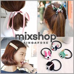 FASHION ACCESSORIES ($0.5~$1.9) / Hair Accessories / Hairband / Headband / Hairclip / Hair tie / pin