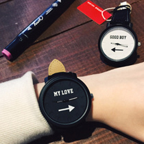 Personality Fashion DW Watch For Customer Leather Nato watch/Barcelet/Charm Heart