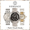 Versace Brand WATCH / Male and Female at Wisma