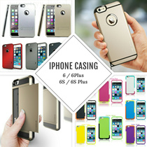 Price Drop Premium iPhone 6 / 6Plus / 6S / 6SPlus Casing Case Cover Collection  **(Quick Delivery)**