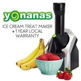 YONANAS ICE CREAM TREAT MAKER + 1 year local warranty