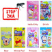 [STOP ZIKA][3 for $5.90] Japans Genuine Infant Mosquito Repellent Stickers