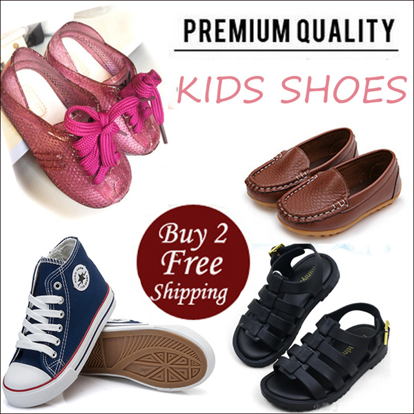 2017 Children Casual Sneakers /Jelly shoes/kids shoes leather / Baby shoes /Making shoes Deals for only S$49 instead of S$0