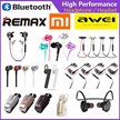 Remax Awei Xiaomi In-Ear Earpiece Earphone Headset Headphones Android iOS