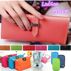 **BEST DEAL**★Dumpling Cosmetic Bag ★ Korean Long Purse ★ Multipurpose Passport Holder★~~FAST SHIPPING~~