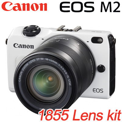 Buy CANON Canon EOS M2 18 55 IS STM Deals For Only S298