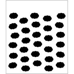 アルタウォールステッカーウォールデコステッカープチ1シート(30枚付き)くもAR0617018