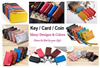 ☆ 27/10 New Update ☆  Key Holder / Card Wallet / Car Key Pouch / Leather Key Pouch / Key Chain / Classic Elegant Design / Key Holders for Men / Fast Shipping / Singapore Seller / Free Shipping