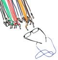 Colorful Eyewear Nylon Cord Reading Glass Neck Strap Eyeglass Holder #Earhook#Sun#Sunglass#Eye#Eyeglass#Eyewear#Army#Sport#Sweat#Kid#Athletics#Ball#Games#Running#Jogging#Gym#Band#String#Hanger#Strap