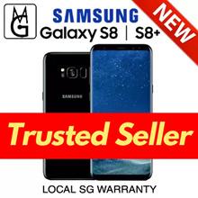 Samsung Galaxy S8 / S8 Plus | 1 Year local Samsung warranty. ( 4GB RAM / 64GB ROM )